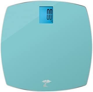 Toilettree Products 400 Lb Capacity Precision Digital Glass