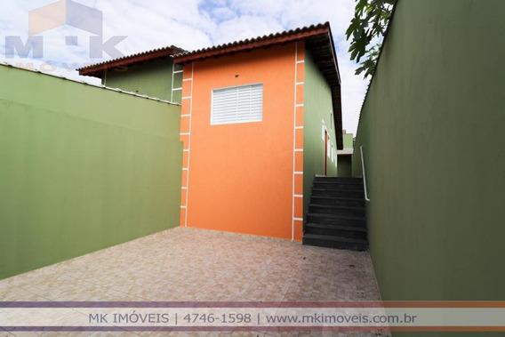 Casa Com 2 Dorm, 1 Suíte Na Cd Edson Em Suzano/sp - 749