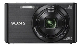Cámara Digital Sony Dscw830 / B 20.1 Mp Con Pantalla Lcd De