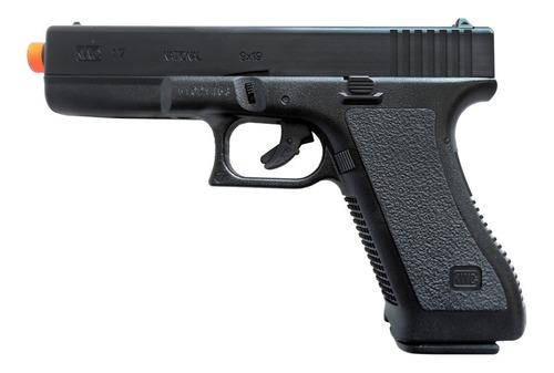 Imagem 1 de 4 de Pistola Airsoft Spring Kwc Glock K17 6mm