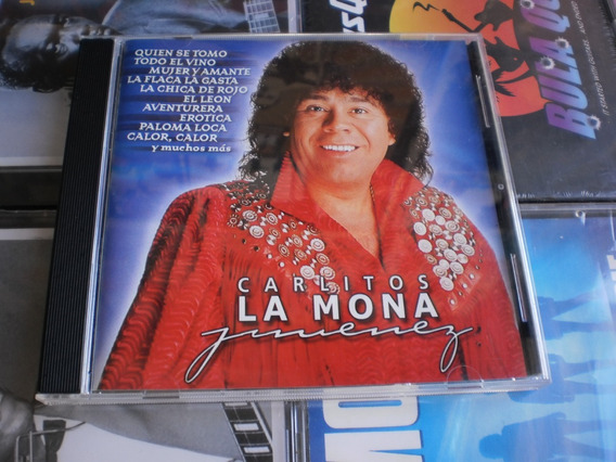 Carlitos La Mona Jimenez Cd - Garantia Abbey Road