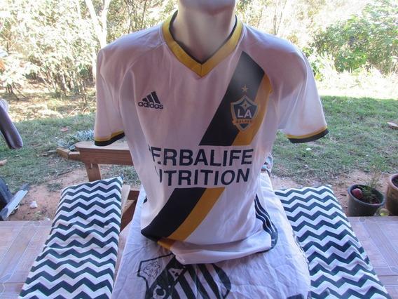Camisa Dos Los Angeles Galaxy