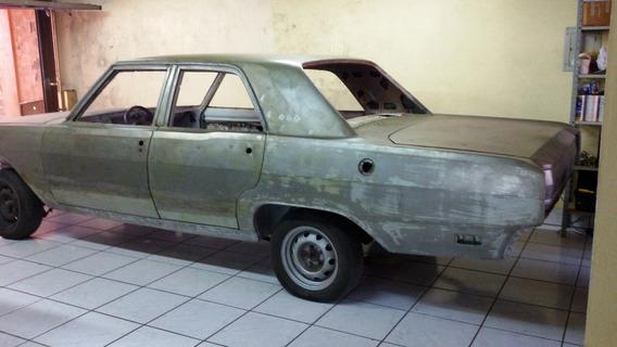Dodge Dart Sedan 70% Restaurado Sem Mecânica Não Charger Rt