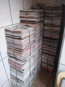 20 Kg De Jornal Limpo, Folhas Novas.