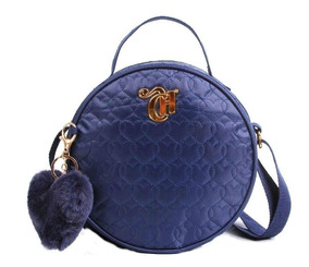 Bolsa Capricho Love Blue 11342 Transversal