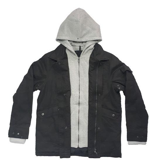 Jaqueta Casaco Forrado Inverno 5805 Wolf Jacket Mcd