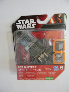 Disney Star Wars Box Buster - Battle Of Yavin (hq)