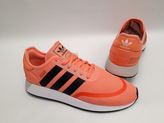 Tênis adidas Originals N5923 Iniki Original Coral Sneaker