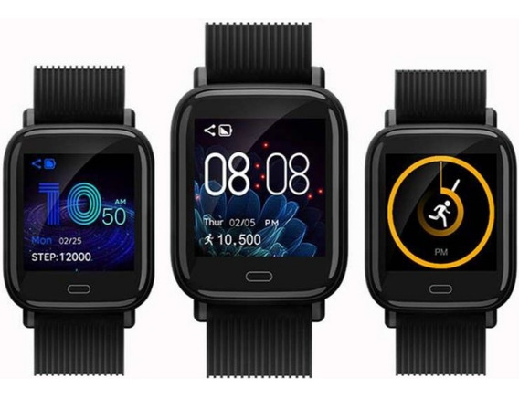 Bracelete Inteligente Smartband Oled Fitness Bluetooth Ip67