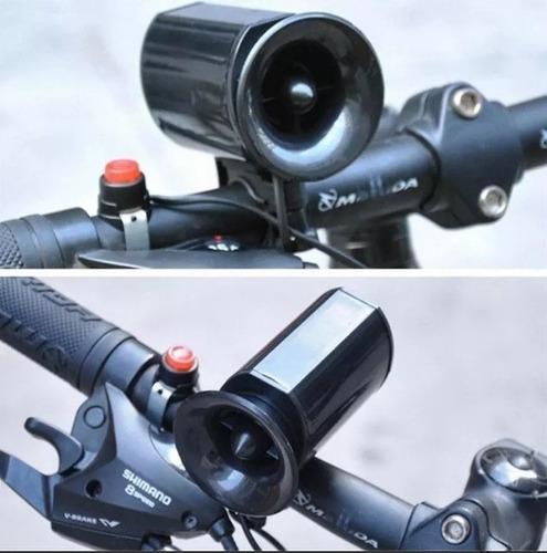 /Bocina para Bicicleta Rose Dresco 5250100/
