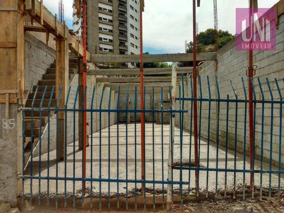 Terreno Residencial À Venda, Alto Da Mooca, São Paulo. - Te0159