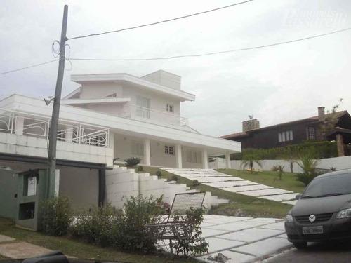 Casa Com 4 Dormitórios À Venda, 450 M² Por R$ 1.700.000,00 - Condomínio Vista Alegre - Sede - Vinhedo/sp - Ca0414