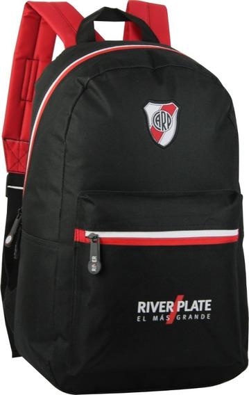 Mochila Escolar River Clasica Rp54 Original