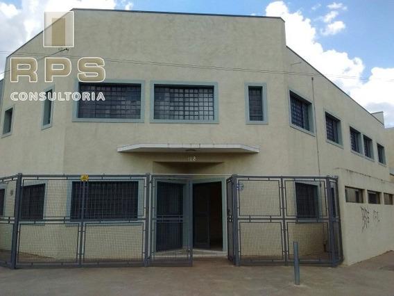 Galpão Para Locação No Recreio Do Estoril Em Atibaia - Gl00020 - 31983640