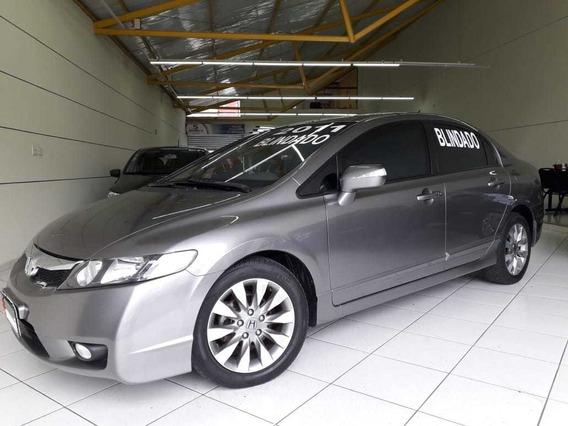Honda Civic 1.8 Lxl Aut. Blindado