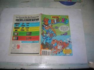 Mortadelo Super Zipi Zape Filemon Mundial 1982 Cataplasma
