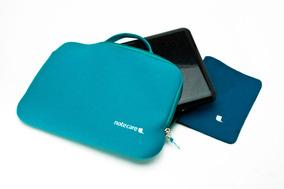 Capa Case iPad Tablets 10 Polegadas Ou Netbook + Kit Grátis