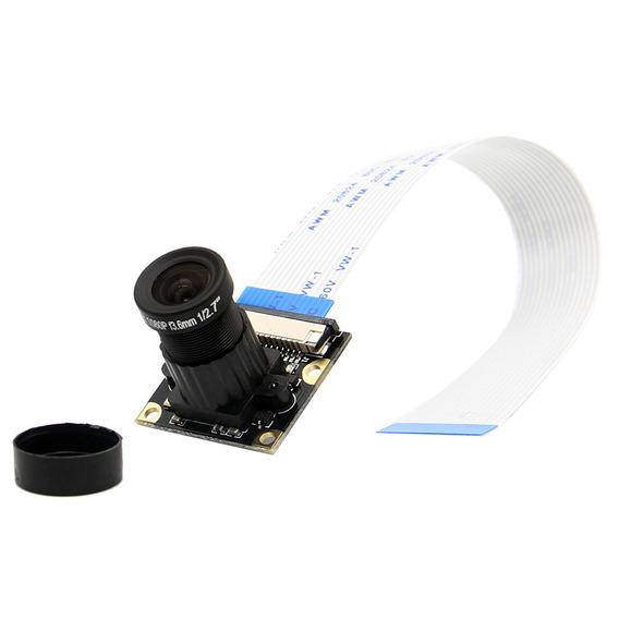 Geekworm 5m 1080p Noite Visão Câmera Para Framboesa Pi - Bra
