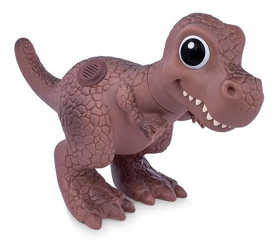 Dinossauro Dino World Baby T-rex Brinquedo - Cotiplas 2338