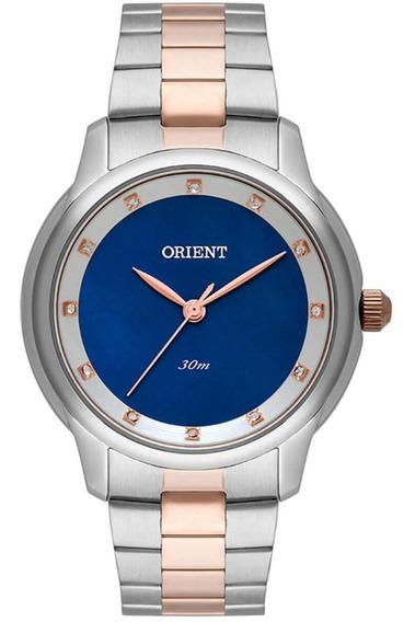 Relógio Feminino Orient Swarovski Ftss0083 D1sr