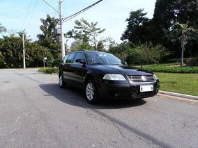 Volksvagem Passat Variant 2005 1.8 Gasolina 4p Automático