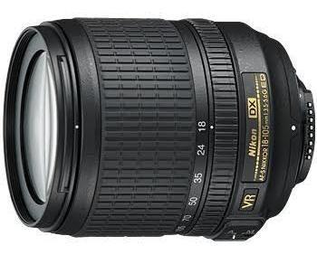 Lente Nikon 18-105mm F/3.5-5.6g Ed Vr