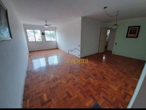 Imagem 1 de 10 de Apartamento Com 3 Dormitórios À Venda, 132 M² Por R$ 300.000,00 - Jardim Bela Vista - São José Dos Campos/sp - Ap0662
