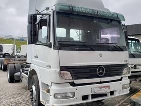 Mercedes-benz Mb 1418 4x2 Chassi / Financiamos
