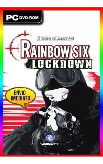 Tom Clancys Rainbow Lockdown Pc - Uplay Kay (envio Já)