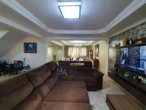 Imagem 1 de 27 de Sobrado Com 3 Dormitórios À Venda, 306 M² Por R$ 1.650.000,00 - Jardim São Caetano - São Caetano Do Sul/sp - So1556