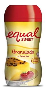 Equal Sweet Sucralosa Para Cocinar Edulcorante Polvo X 75 G