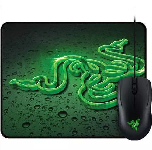 Kit Abyssus Razer 2000dpi + Goliathus Small Speed Terra
