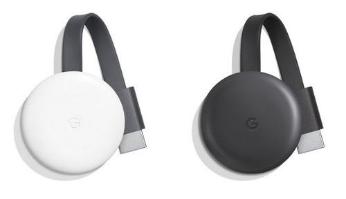 Novo Google Chromecast 3 Hdmi 1080p 3 Geraçao Original