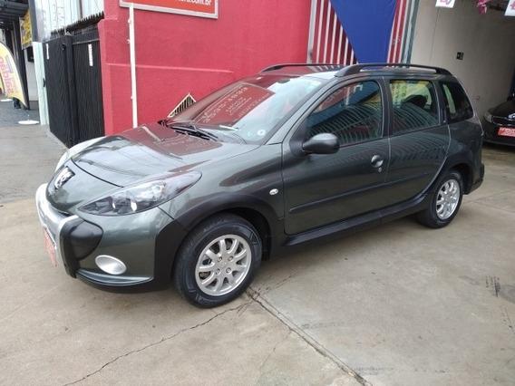 Peugeot 207 Sw Escapade 1.6 2011/2012 Cinza