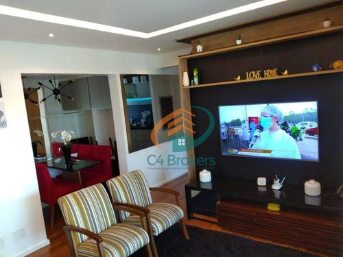 Imagem 1 de 30 de Apartamento Com 3 Dormitórios À Venda, 94 M² Por R$ 950.000,00 - Chácara Santo Antônio (zona Leste) - São Paulo/sp - Ap2188