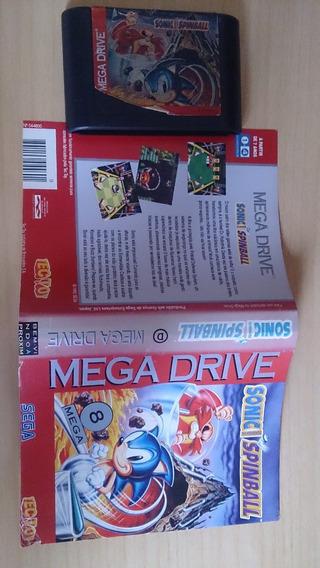 Sonic Spinball Mega Drive