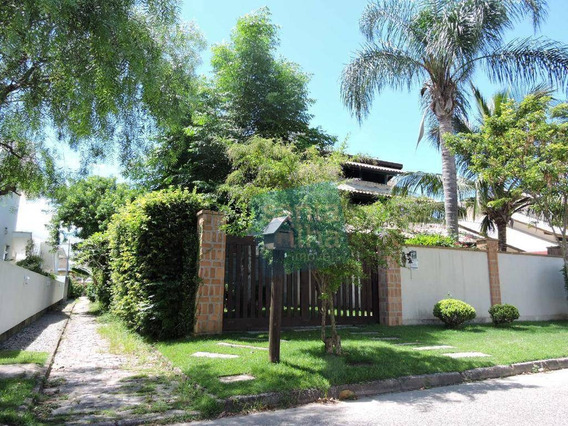 Linda Casa Dentro Do Novo Campeche! - Ca0584