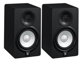 Monitor De Referência Ativo Yamaha Hs5 Preto 70w 110v