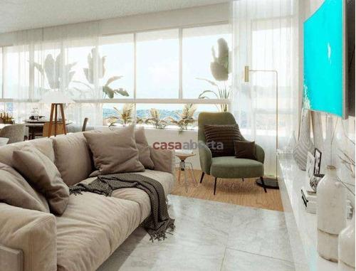Imagem 1 de 16 de Apartamento Com 3 Dormitórios À Venda, 115 M² Por R$ 621.020,65 - Lagoa Nova - Natal/rn - Ap0065