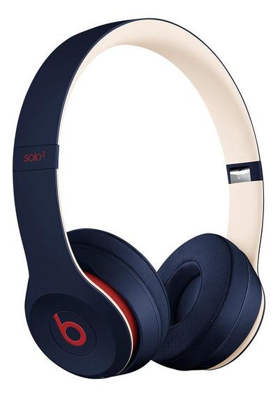 Audífonos inalámbricos Beats Solo³ Wireless club navy