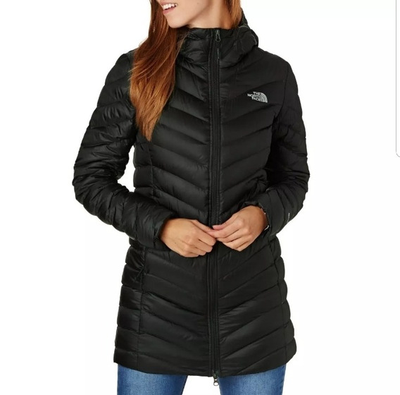 Casacas Parka North Face Fibra 800
