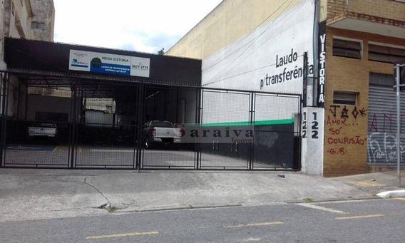 Galpão À Venda, 290 M² Por R$ 850.000 - Centro - São Bernardo Do Campo/sp - Ga0009