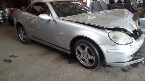 Sucata Mercedes Slk 230