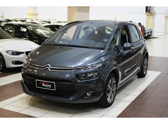 Citroën C4 Picasso Seduction 1.6 Turbo Aut. Completo
