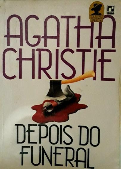 Livro Agatha Christie Depois Do Funeral