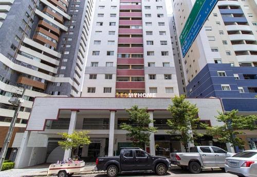 Apartamento 3 Quartos 1 Vaga Semi Mobiliadobigorrilho - Ap0729