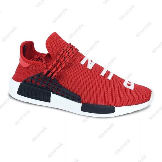 Zapatillas Hombre Gummi Boost Rojo