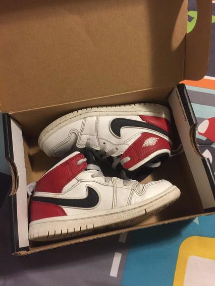 Zapatillas Botitas Nike Jordan Ee. Uu.
