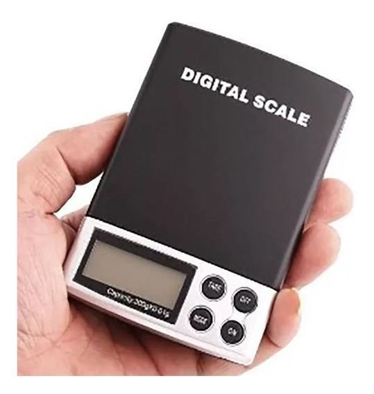 Bascula Gramera Digital De 0.1gr X 1000 Electronicas Joyero*