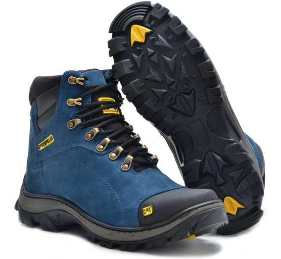 Bota Caterpillar Adventrue Masculina Super Lançamento 90%off